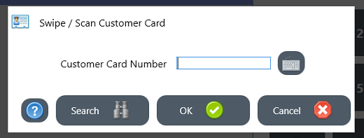 USe Customer Cards